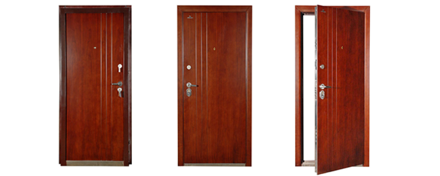 Drzwi LABRADOOR do mieszkań MDF A6010