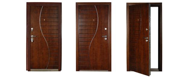 Drzwi LABRADOOR do mieszkań MDF A6018