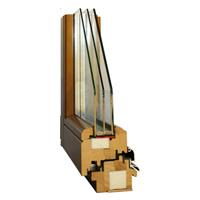 Okna drewniane DZIADEK IV 101 GOLDplus
