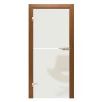 Drzwi szklane Interdoor ALBA 1 piaskowane