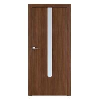 Drzwi Interdoor Allande 1 Orzech Nuksa przylgowe