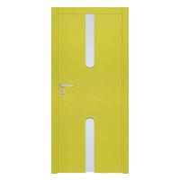 Drzwi Interdoor Allande 2 Unicolor Limone przylgowe