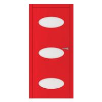 Drzwi Interdoor Andora 3 Purpura Glossa przylgowe