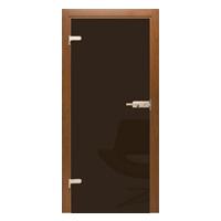 Drzwi szklane Interdoor ANTISOL BROWN (barwione w masie)