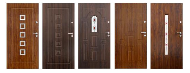 Drzwi Interdoor TOWER do mieszkań