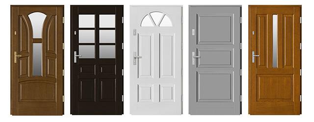 Drzwi BARANSKI PREMIUM CLASSIC