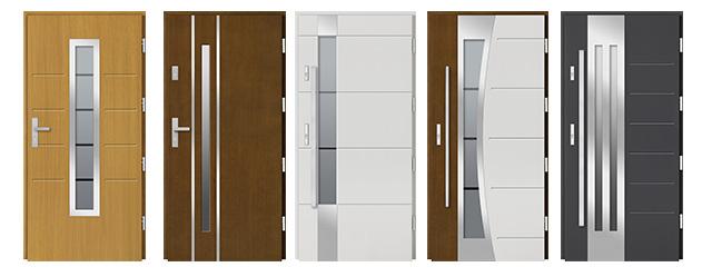 Drzwi BARANSKI PREMIUM SIMPLE INOX