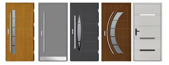 Drzwi BARANSKI PREMIUM SIMPLE