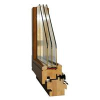Okna drewniane DZIADEK IV 88