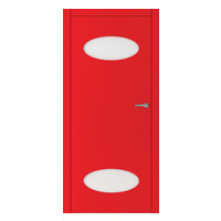 Drzwi Interdoor Andora 2 Purpura Glossa przylgowe