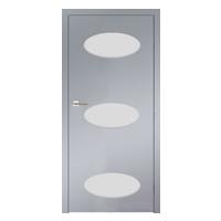 Drzwi Interdoor Andora 3 Unicolor Alumino przylgowe