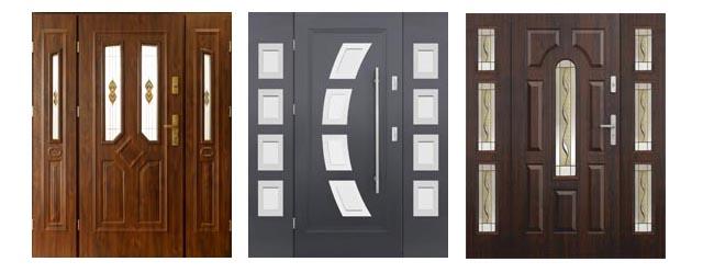 Drzwi KMT PLUS z dostawką do domów
