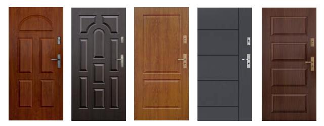 Drzwi KMT Plus klasa 2 pełne