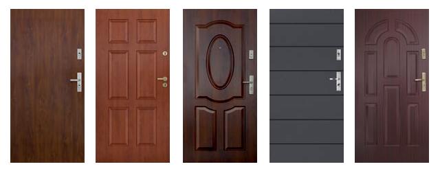 Drzwi KMT Plus klasa 3 pełne