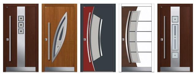 Drzwi PARMAX Top Design INOX